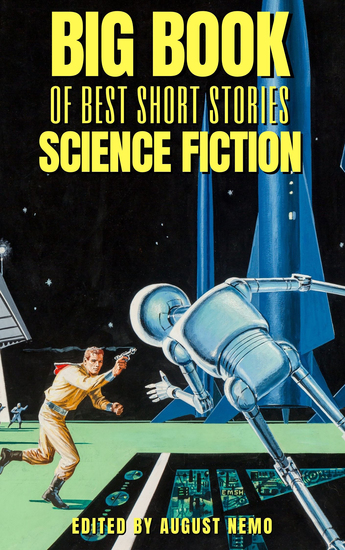Big Book of Best Short Stories - Specials - Science Fiction - Volume 10 - cover