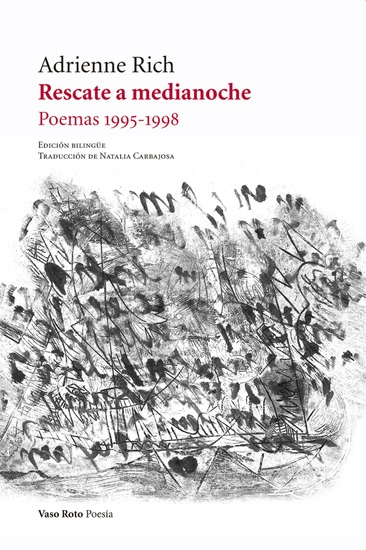 Rescate a medianoche - Poemas 1995-1998 - cover
