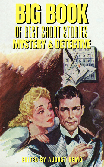 Big Book of Best Short Stories - Specials - Mystery and Detective - Volume 5 - cover