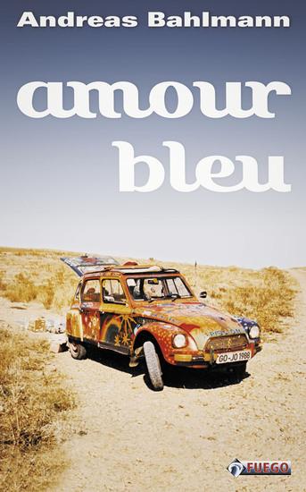 Amour bleu - Roman - cover
