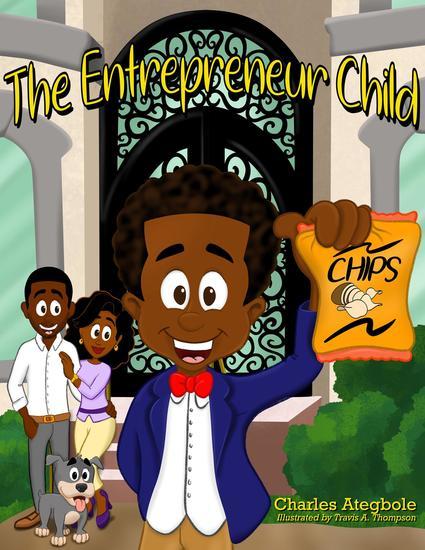 The Entrepreneur Child - cover
