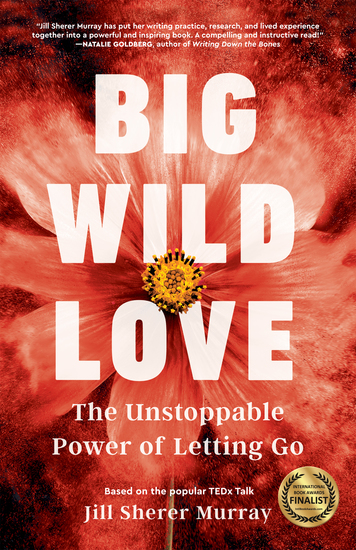 Big Wild Love - The Unstoppable Power of Letting Go - cover