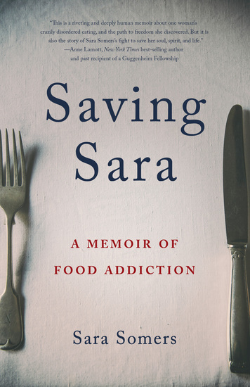 Saving Sara - A Memoir of Food Addiction - cover