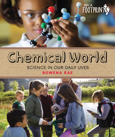 Chemical World - Science in Our Daily Lives - cover