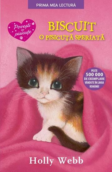 Biscuit O Pisicuta Speriata - cover