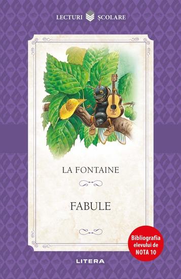 Fabule - cover