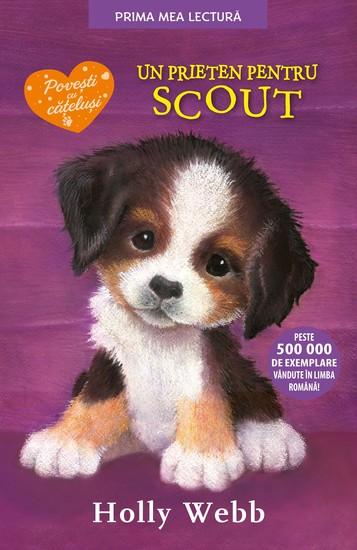 Un Prieten Pentru Scout - cover
