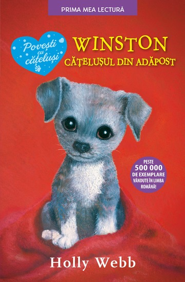 Winston Catelusul Din Adapost - cover