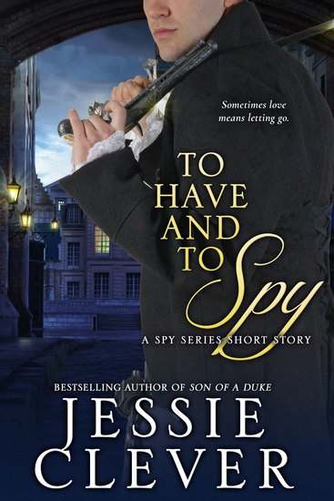 To Have and To Spy - cover