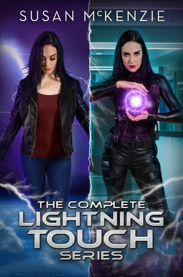 The Complete Lightning Touch Series Box Set - cover