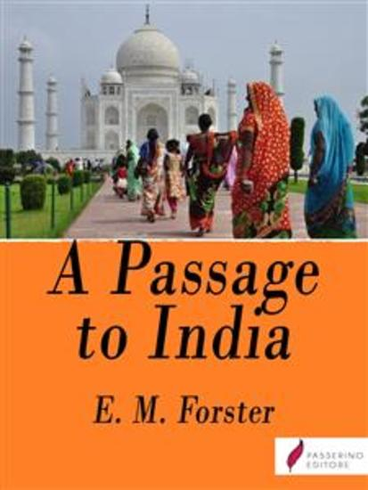 A Passage to India - cover