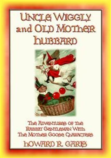 UNCLE WIGGILY and OLD MOTHER HUBBARD - cover