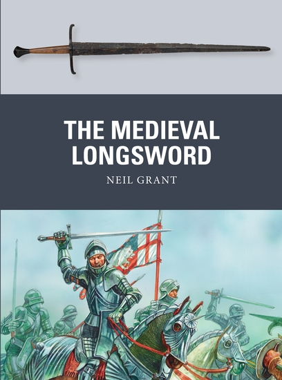 The Medieval Longsword - cover