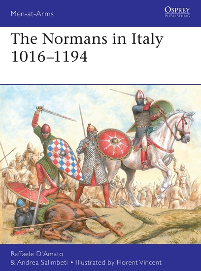 The Normans in Italy 1016–1194 - cover