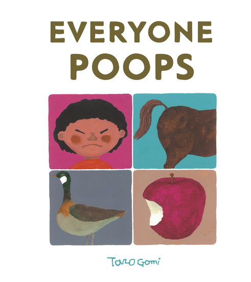 Everyone Poops - cover