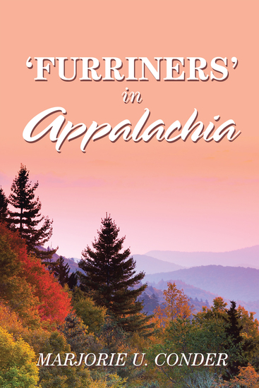 'Furriners' in Appalachia - cover