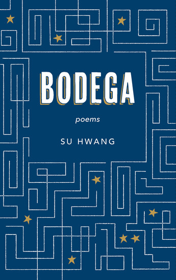 Bodega - Poems - cover