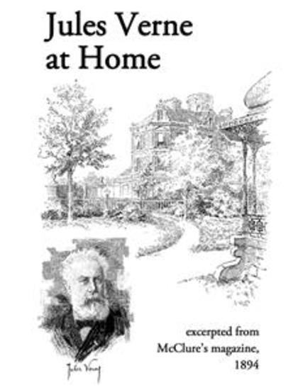 Jules Verne at Home - cover