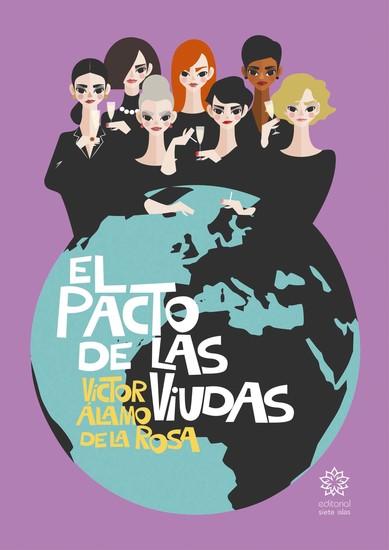 El pacto de las viudas - cover