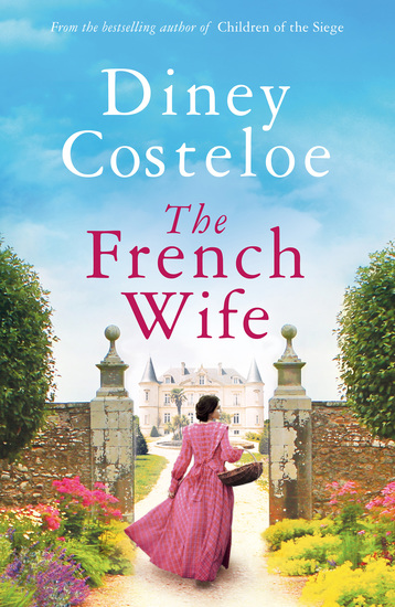 The French Wife - a heartbreaking historical romance - cover