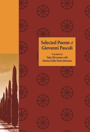 Selected Poems of Giovanni Pascoli - cover