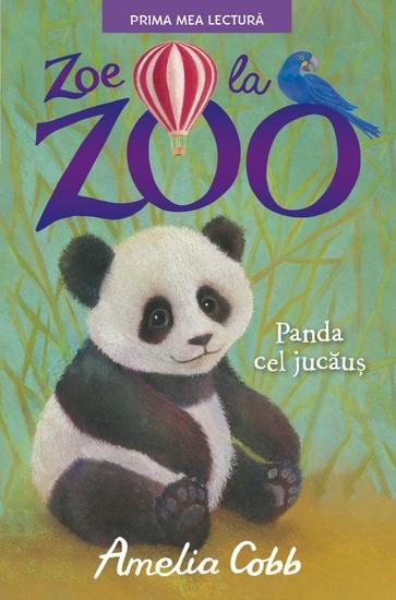 ZOE LA ZOO Panda cel jucăuș - cover