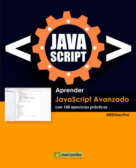 Aprender Javascript Avanzado con 100 ejercicios prácticos - cover