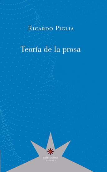Teoría de la prosa - cover