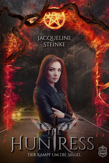 The Huntress - Der Kampf um die Siegel - cover
