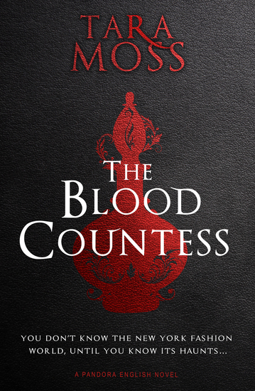 The Blood Countess - A Pandora English Novel - cover