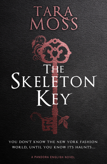 The Skeleton Key - A Pandora English Novel - cover