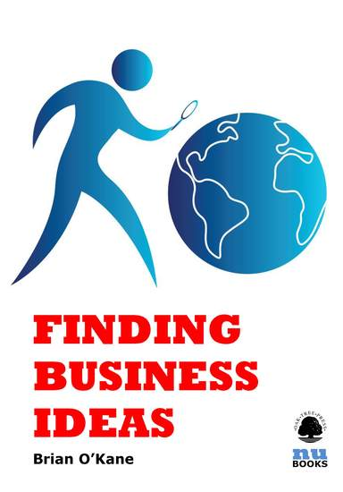 Finding Business Ideas - cover