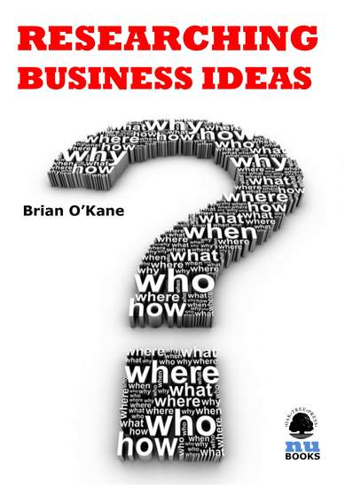 Researching Business Ideas - cover