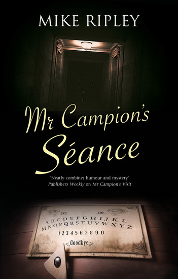 Mr Campion's Seance - cover