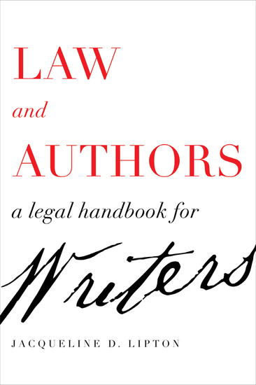 Law and Authors - A Legal Handbook for Writers - cover