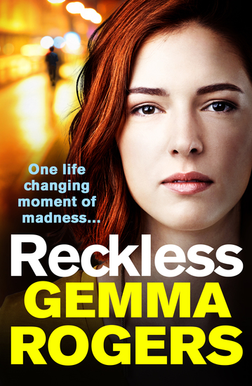 Reckless - A gritty addictive thriller - cover