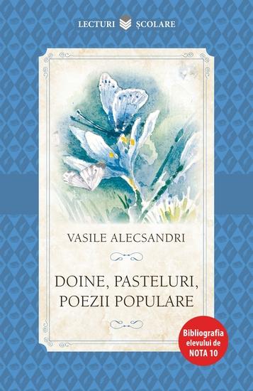 Doine Pasteluri Poezii populare - cover