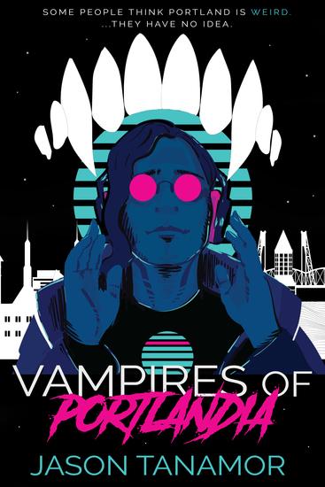 Vampires of Portlandia - cover