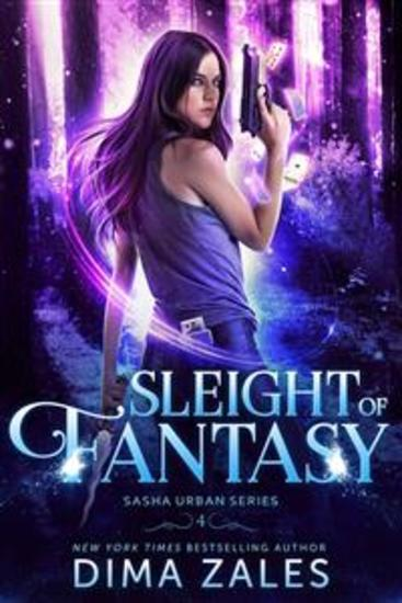 Sleight of Fantasy - Sasha Urban Series: Book 4 - cover