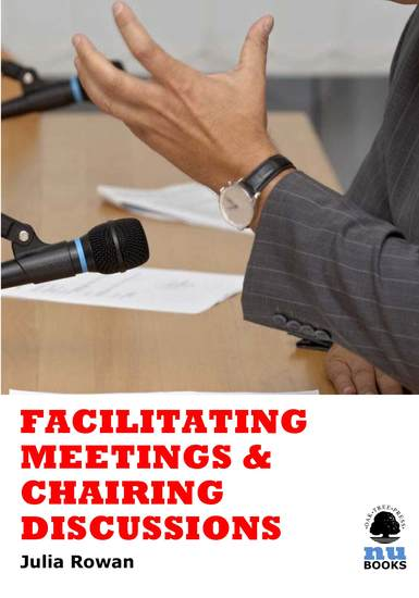 Facilitating Meetings and Chairing Discussions - cover