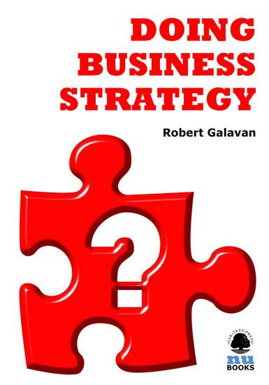 Doing Business Strategy - cover