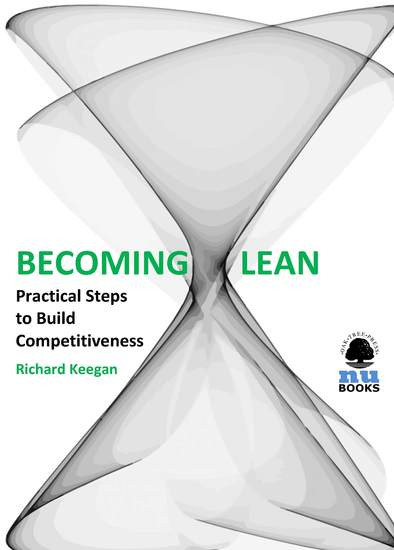 Becoming Lean - Practical Steps to Build Competitiveness - cover