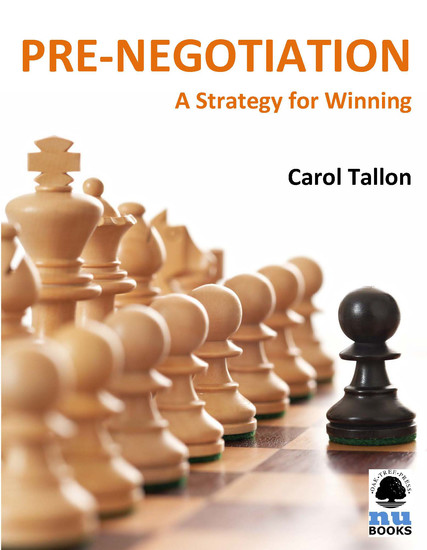 Pre-Negotiation - A Strategy for Winning - cover