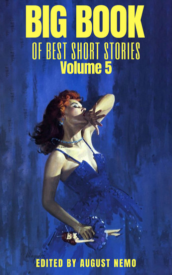 Big Book of Best Short Stories - Volume 5 - cover