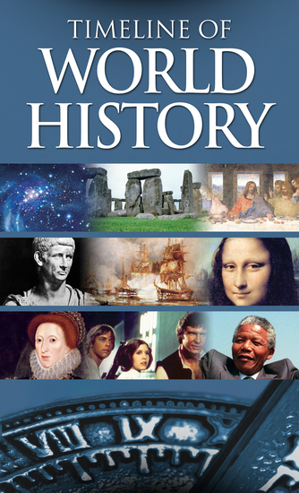 Timeline of World History - cover