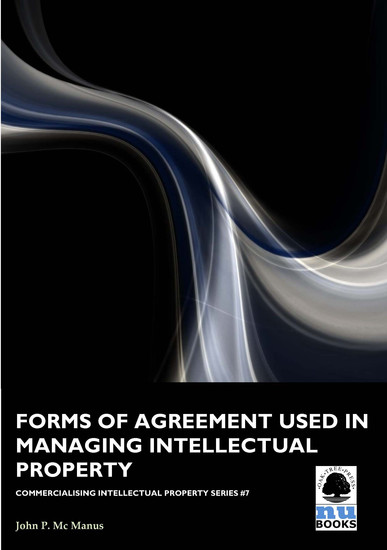 Forms of Agreement used in Managing Intellectual Property - cover