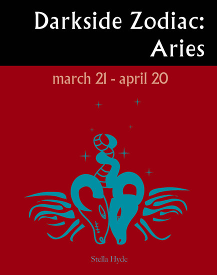 Darkside Zodiac: Aries - cover