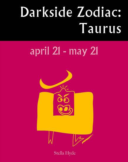 Darkside Zodiac: Taurus - cover