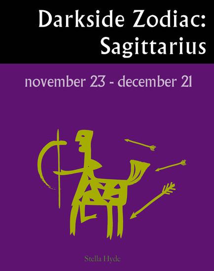 Darkside Zodiac: Sagittarius - cover