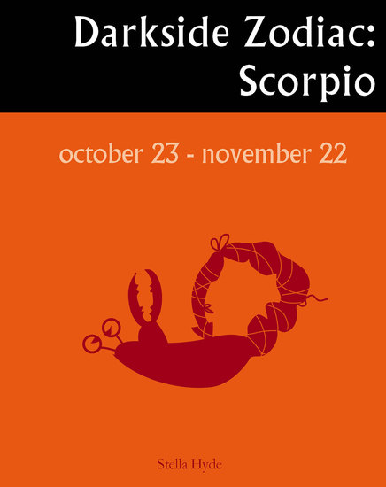 Darkside Zodiac: Scorpio - cover